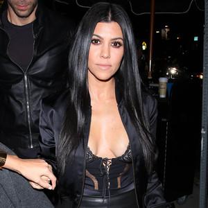 Kourtney Kardashian, Kendall Jenner's Birthday Party