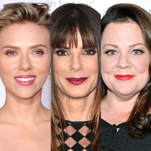 Melissa McCarthy, Sandra Bullock, Scarlett Johansson