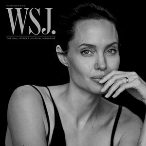 Angelina Jolie, WSJ. Magazine