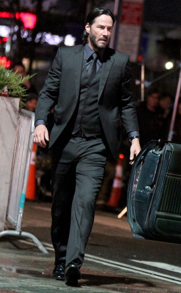Keanu Reeves From The Big Picture Today S Hot Photos E