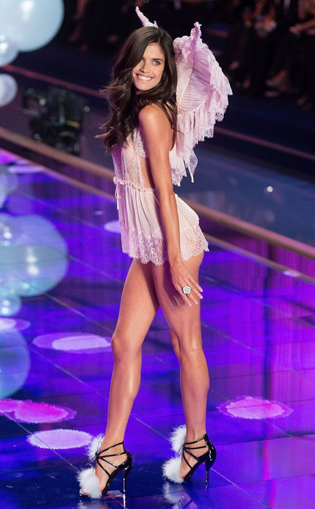 Sara Sampaio, Victoria's Secret Fashion Show