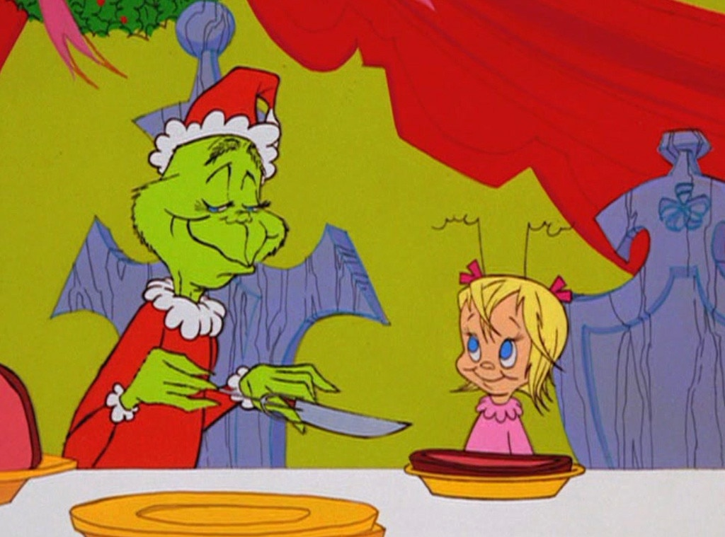 11 The Animated Grinch In The 1966 Tv Special Dr Seuss
