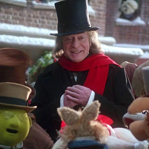 Ebenezer Scrooge Muppet Christmas Carol Jpg: 3. Michael Caine As Ebenezer Scrooge In The Muppet