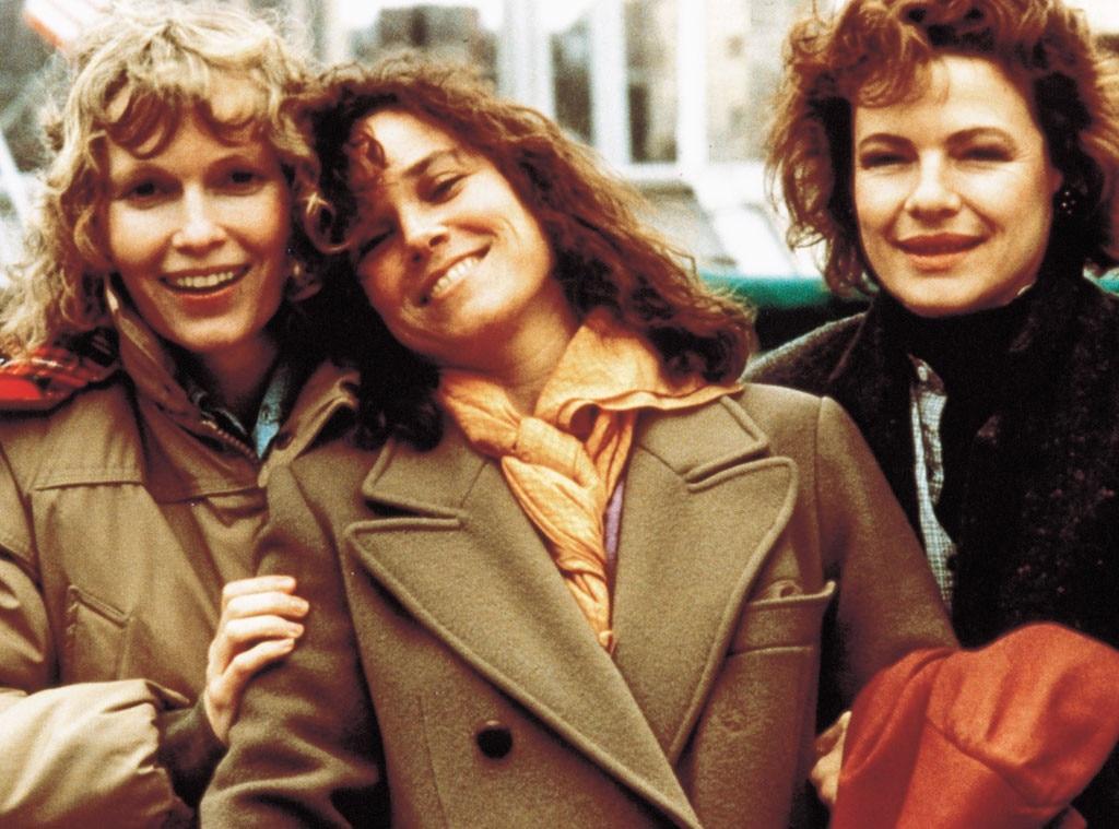 Woody Allen Muses,  Dianne Wiest Mia Farrow Barbara Hershey