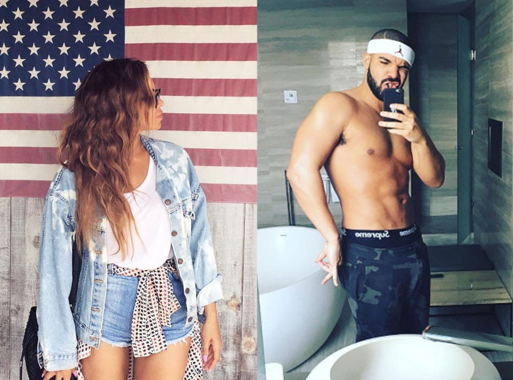 Celebrity Instagrams, Best Of, Beyonce, Drake