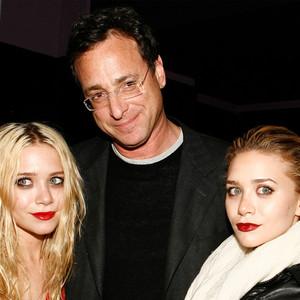 Bob Saget, Ashley Olsen, Mary-Kate Olsen