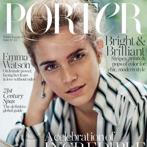 Emma Watson, PORTER
