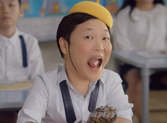Psy, Daddy Music Video