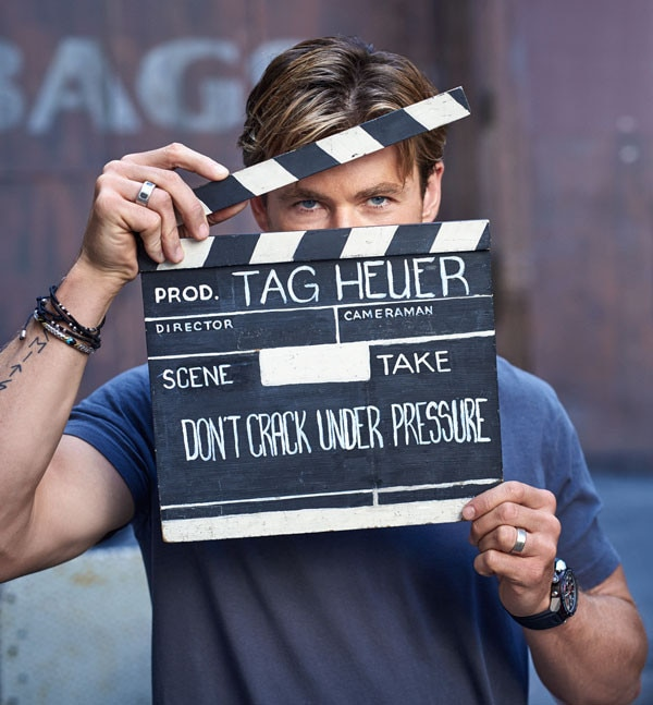 Chris Hemsworth, TAG Heuer