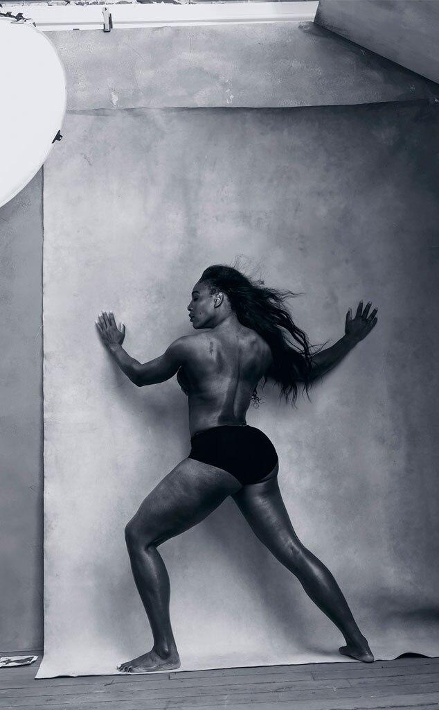 Amy Schumer, Serena Williams, Pirelli calendar 2016