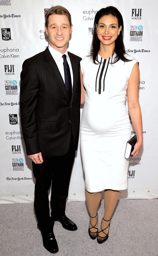 Benjamin McKenzie, Morena Baccarin, Gotham Independent Film Awards