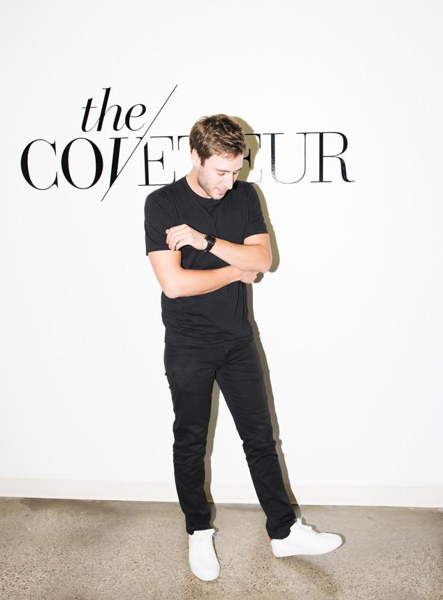 Jake Rosenberg, The Coveteur
