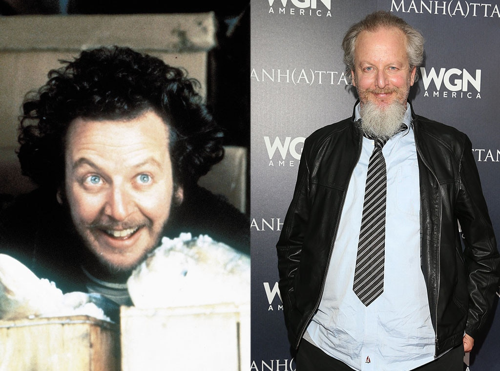 Home alone, Then and Now, Daniel Stern