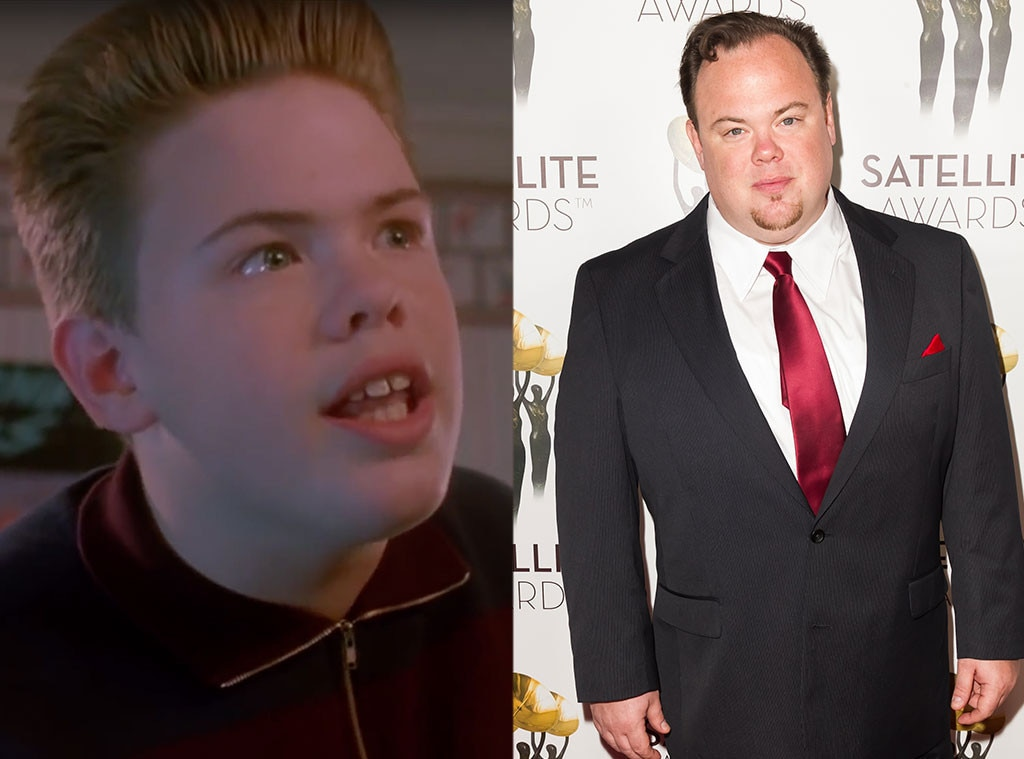 Home alone, Then and Now, Devin Ratray