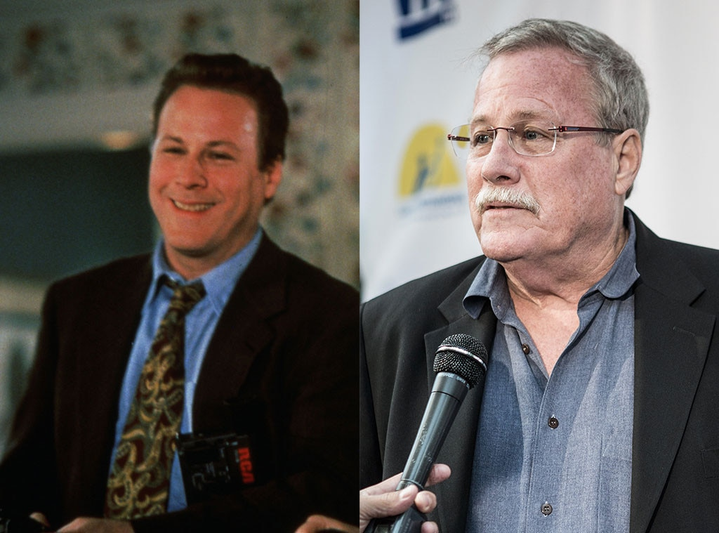 home alone, Then and Now, John Heard
