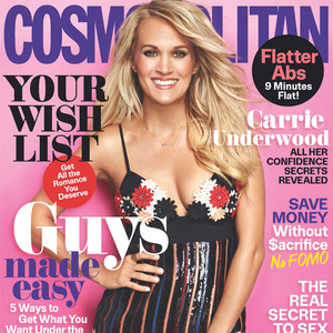 Carrie Underwood, Cosmopolitan