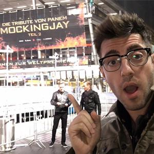 Will Marfuggi, E! News Blog, Mockingjay