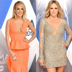 Carrie Underwood, Jewel, 2015 CMA Awards