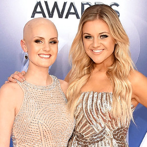 Allie Allen, Kelsea Ballerini, 2015 CMA Awards