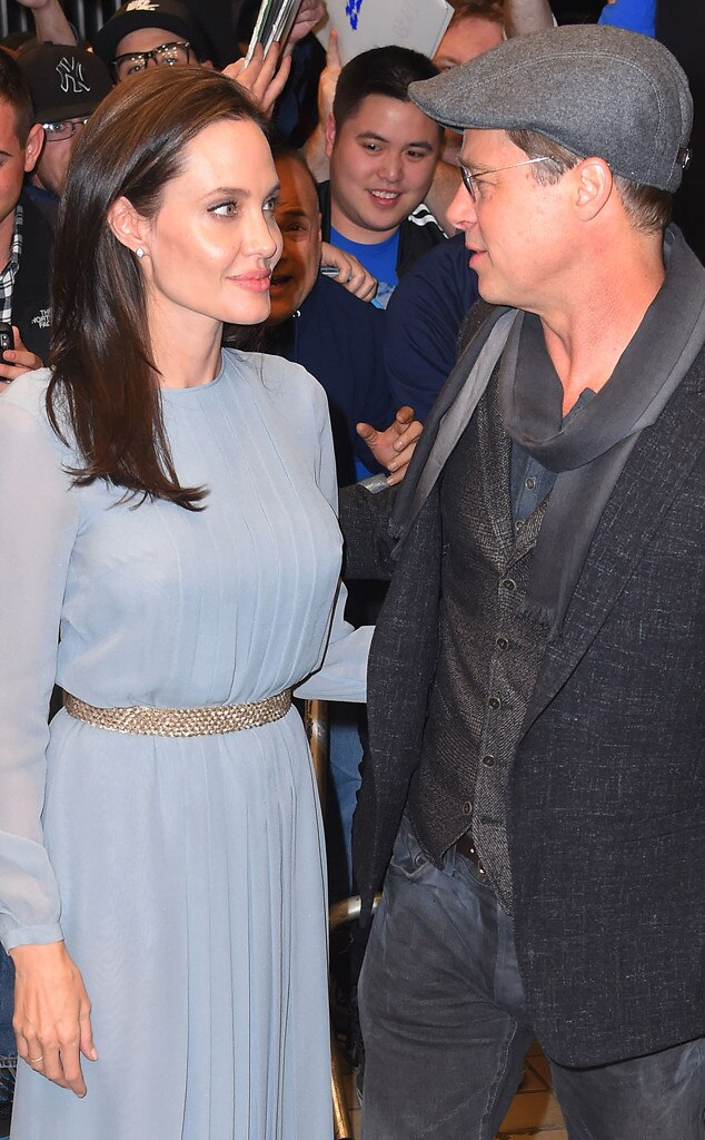 Angelina Jolie and Brad Pitt Are the Epitome of # ... Brad Pitt And Angelina Jolie