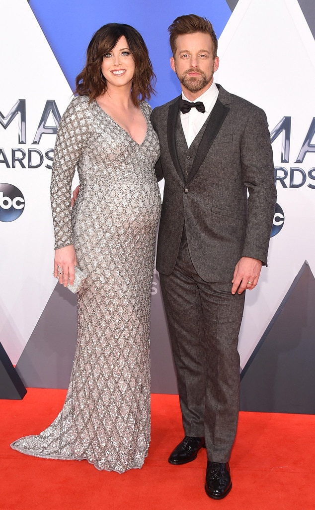 Shawna Thompson, Keifer Thompson, Thompson Square, 2015 CMA Awards