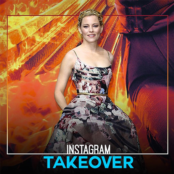 Elizabeth Banks, Instagram Takeover