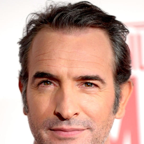 Jean dujardin from hollywood 39 s silver foxes e news for Jean dujardin