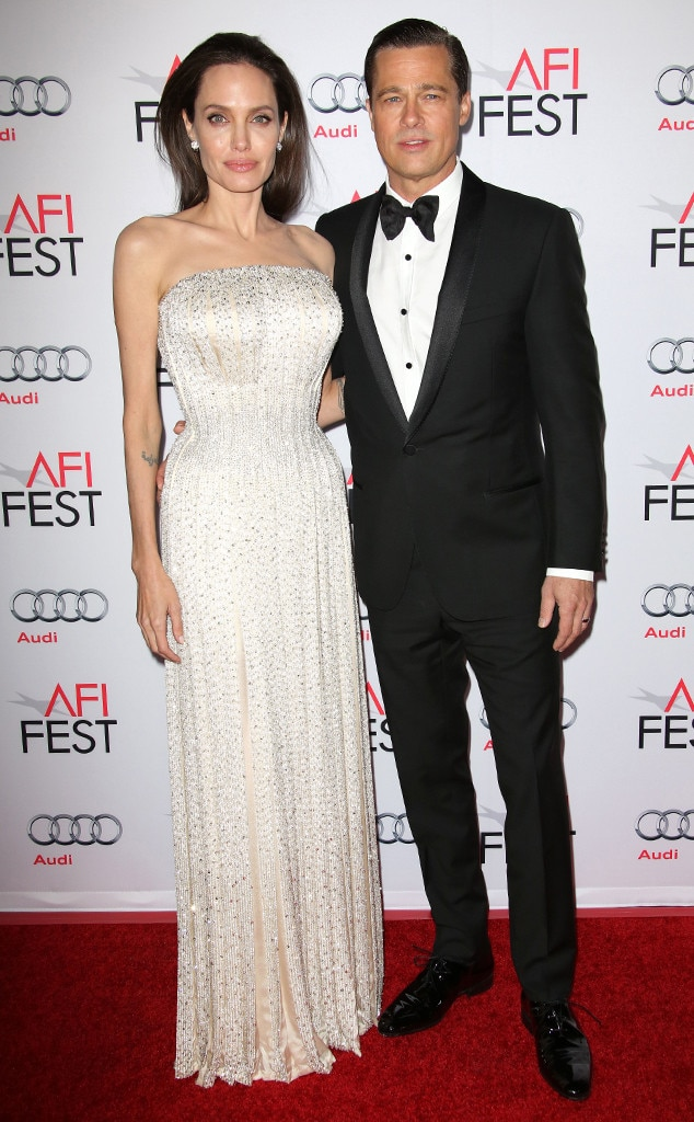 Brad Pitt, Angelina Jolie, Last Red Carpet Sighting