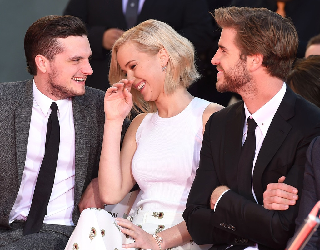 are jennifer lawrence and josh hutcherson dating yahoo Yahoocom jennifer lawrence learns katniss may have inspired #neveragain, is 'so impressed' being lubertarian correct meif i'm wrongbut didn't katniss leada revolution with a weapon kids need to stop texting during movies so they can catch the plot #neveragain (mb).