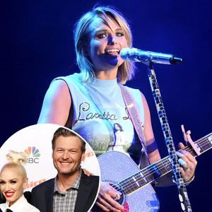 Blake Shelton, Gwen Stefani, Miranda Lambert