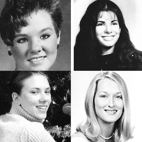 Melissa McCarthy, Sandra Bullock, Meryl Streep, Scarlett Johansson, High School