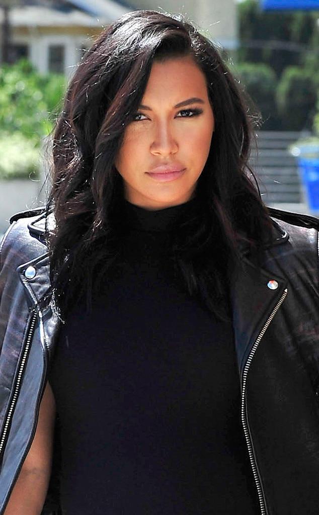 Naya Rivera 'Beef' With Lea Michele?: She Talks Feud ...  |Naya Rivera