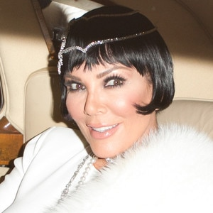 Kris Jenner, 60th Birthday Party