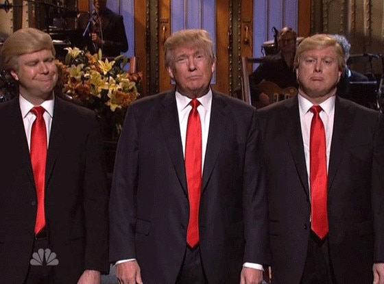 Donald Trump, Saturday Night Live