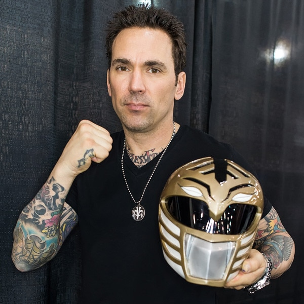 """Power Rangers"" star Jason David Frank"