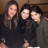 Caitlyn Jenner, Kendall Jenner, Kylie Jenner