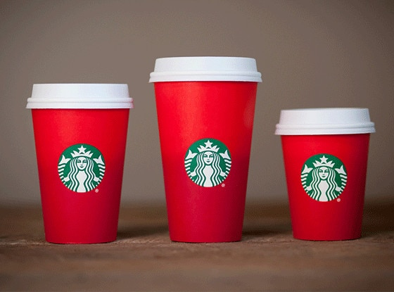 Starbucks, Holiday Cups