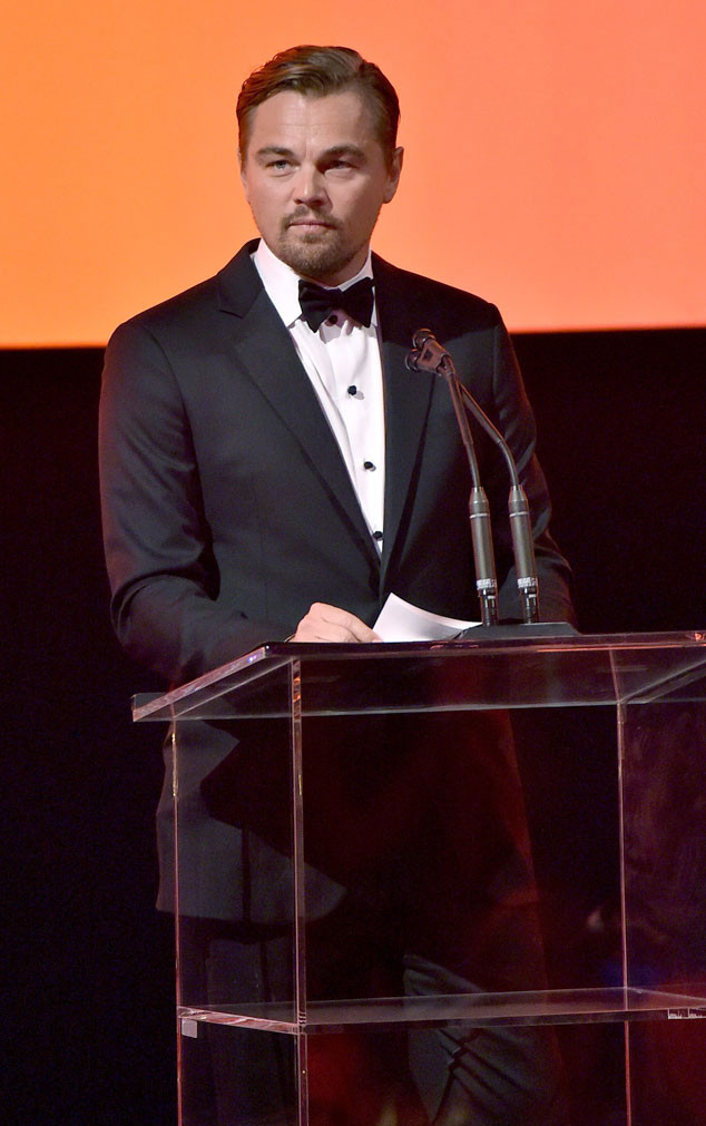 LACMA 2015 Art+Film, Leonardo DiCaprio