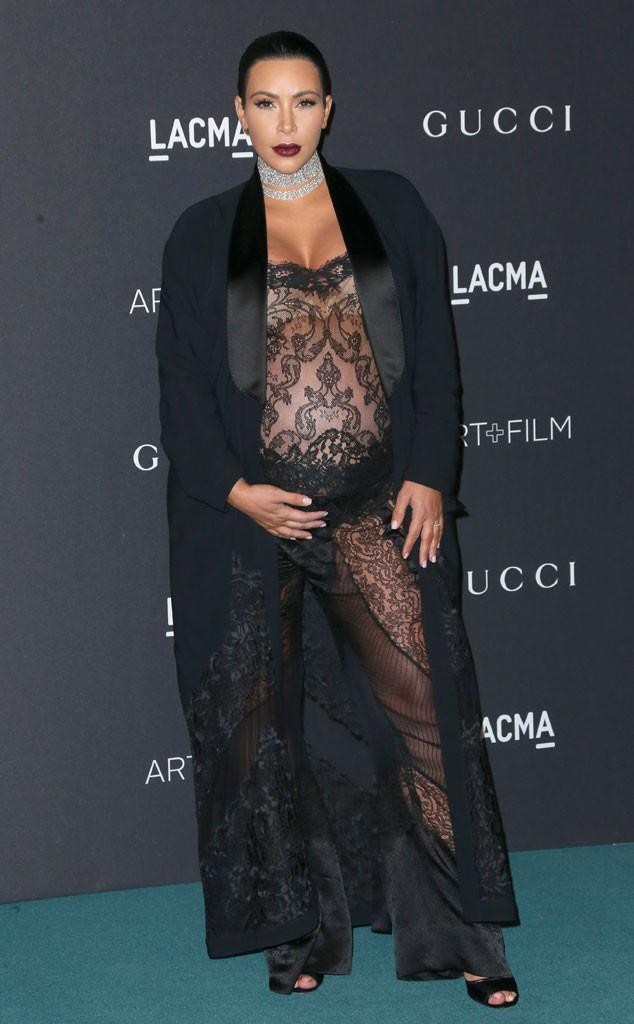 LACMA 2015 Art+Film, Kim Kardashian