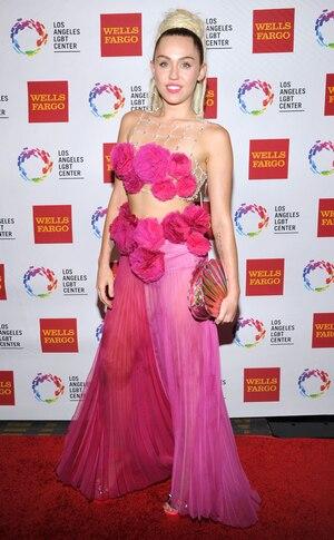 Miley Cyrus, Vanguard Awards
