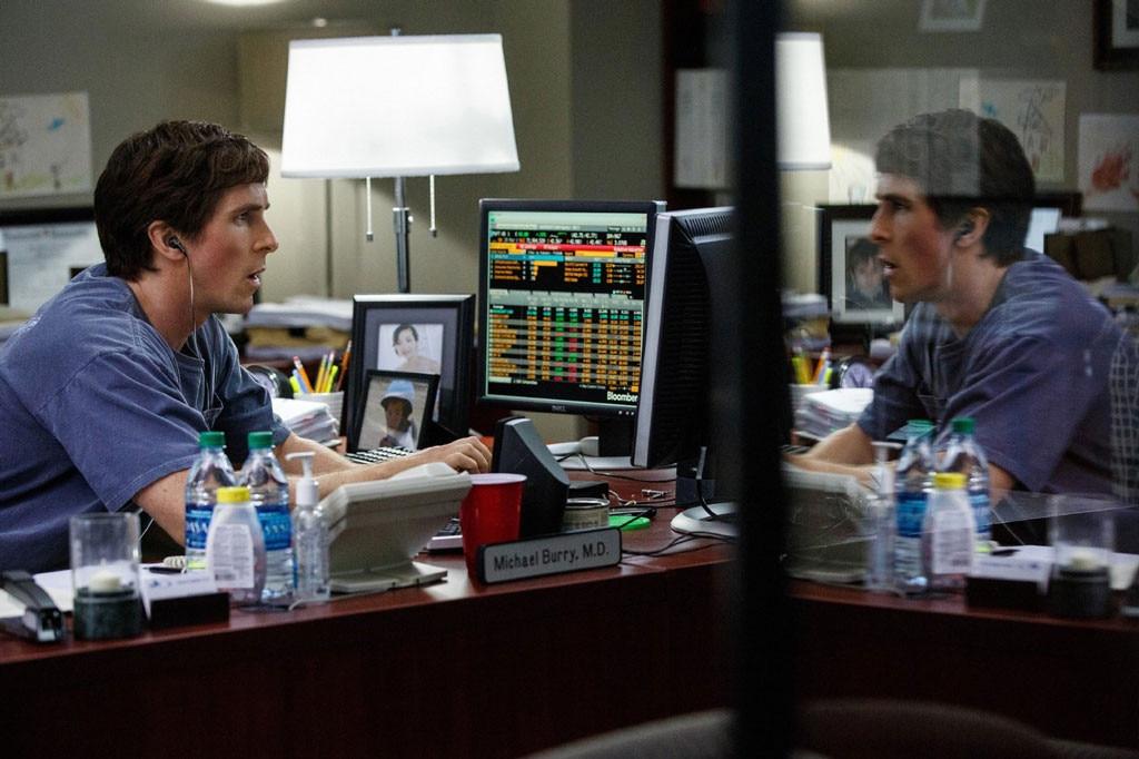 The Big Short, Christian Bale