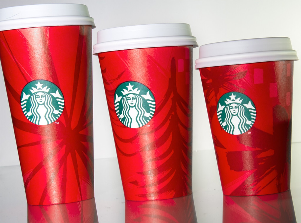 2014 Starbucks Holiday Red Cup