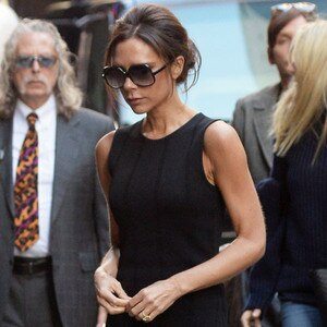 David Beckham & Victoria Beckham Share Sweet Photos of Daughter Harper ...  Victoria Beckham