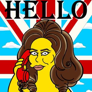 Adele, Simpsons