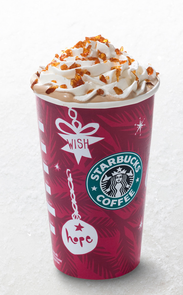 2009 Starbucks Holiday Red Cup