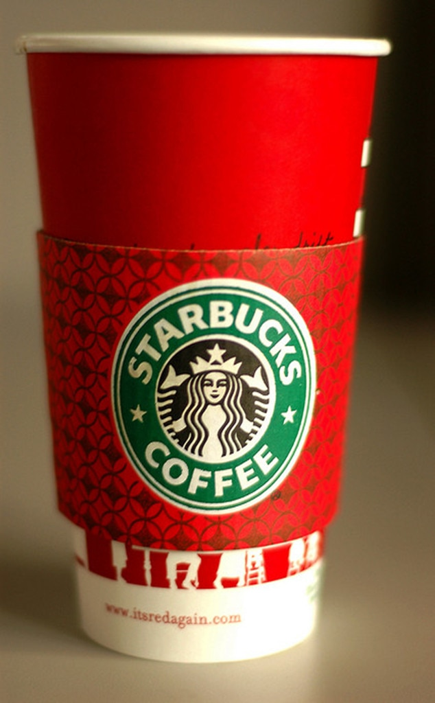 This Is How Starbucks' Red Holiday Cups Have Changed Over the ...