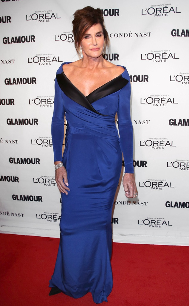 Caitlyn Jenner, Glamour Women of the Year