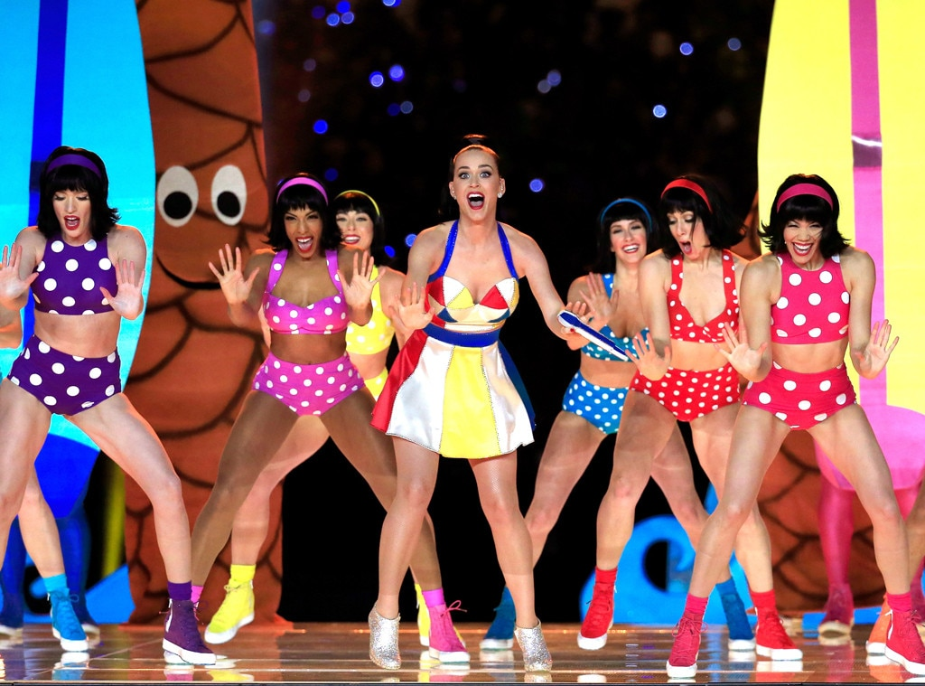 Katy Perry, Super Bowl XLIX