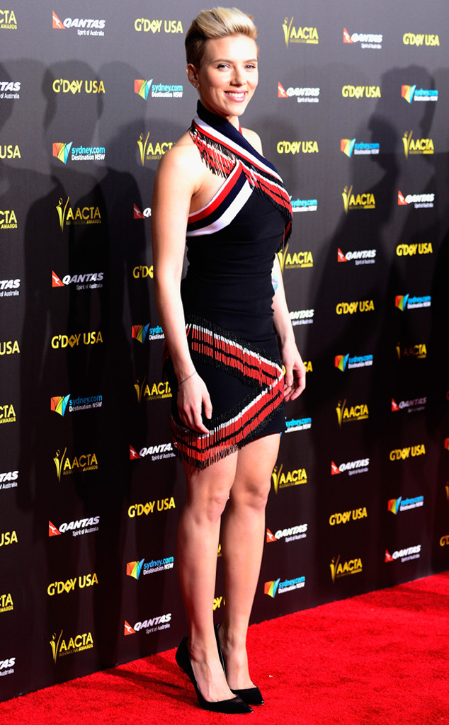 Scarlett Johansson, AACTA International Awards