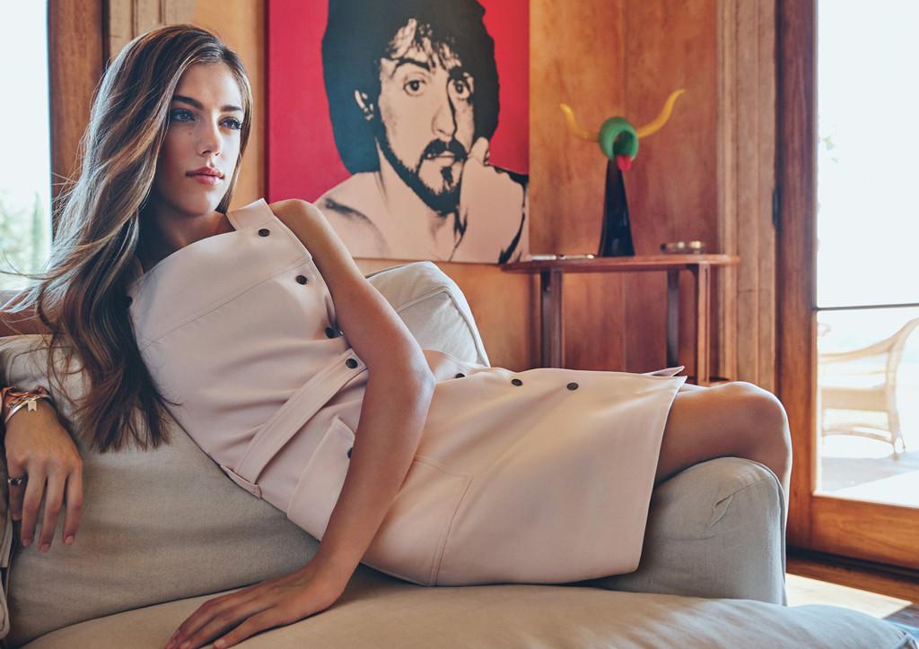 Sistine Stallone, Teen Vogue